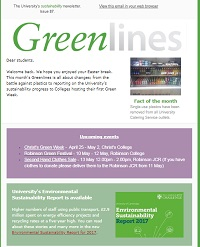 Student Greenlines