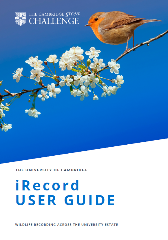 iRecord user guide