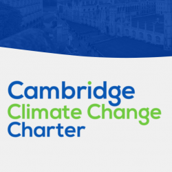 Read more at: We've signed up to the Cambridge Climate Change Charter
