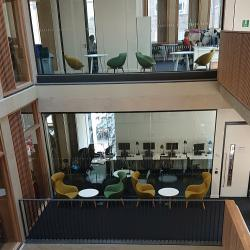Read more at: Sustainability features in the new Student Services Centre