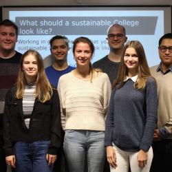 Read more at: You can be the change: training helps students make a positive environmental difference