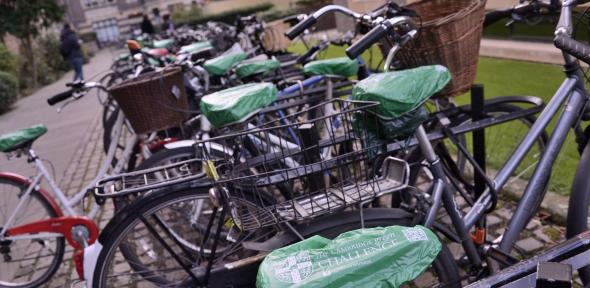 Cycle Parking Guidance For The University Travel Plan